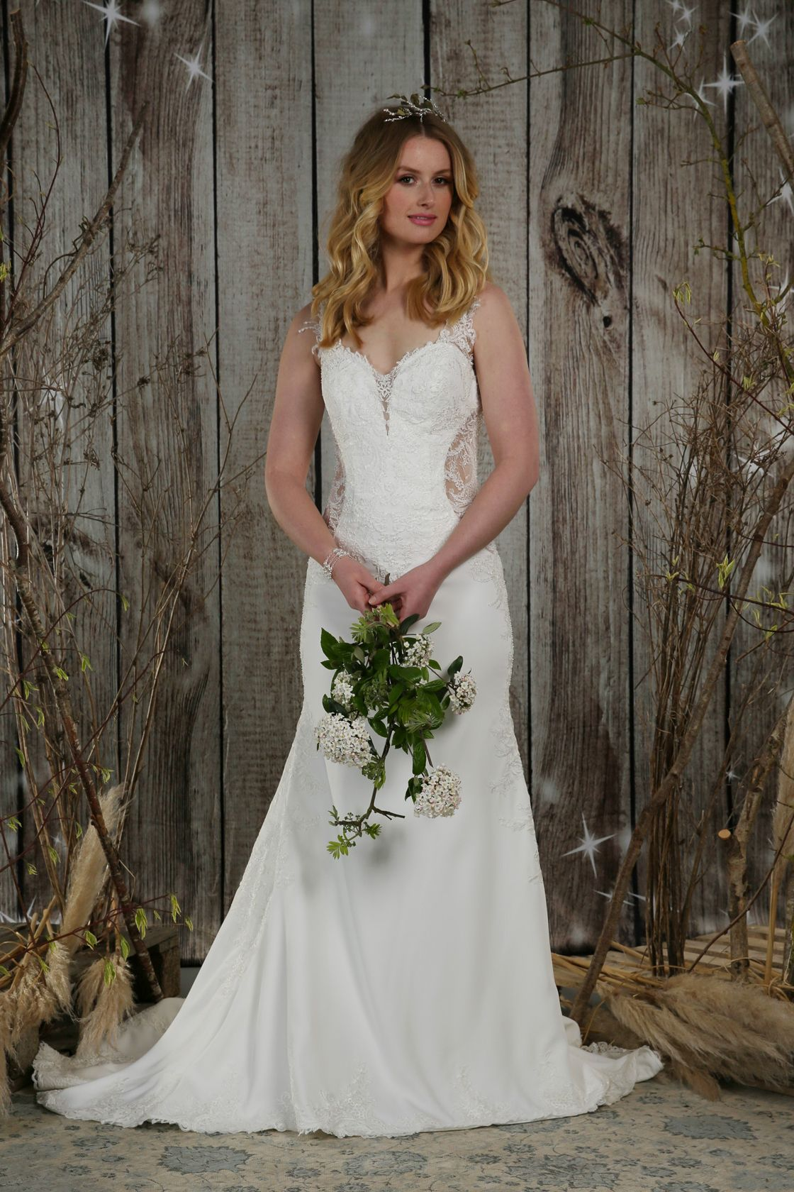 Nicole RDB1176 Richard Designs Bridal Collection Bridal