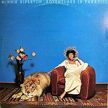 Adventures in Paradise is the third studio album by Minnie Riperton -Tha album was a standard recording but available in two formats: quadraphonic and stereo. Epic Records anticipated a soul funky sequel, using Family Stone and Tower of Power horn section, which would have been released in November 1975. However, the sessions were never released due to legal issues.