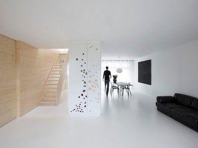 Minimalist Home Interior Design Model