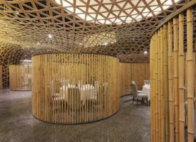 Interior Design Bamboo Interior Design Concept Bamboo Interior