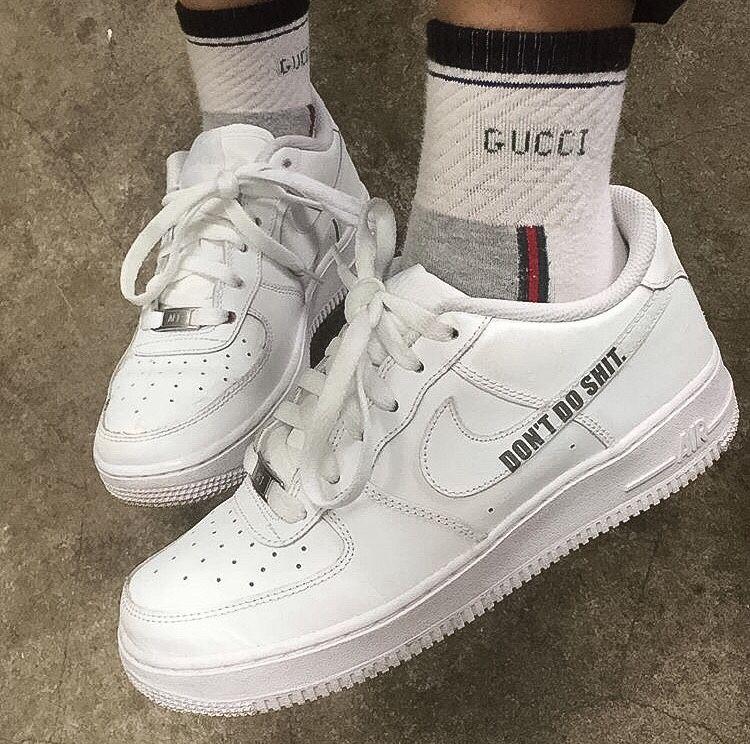 b2da1825a8 Gucci Mane x Nike AF1