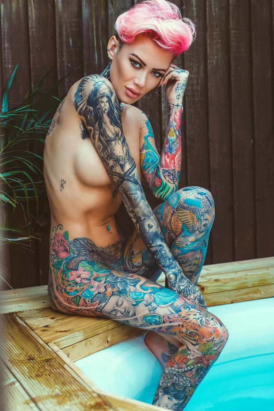Hot tattoo frozen images 75