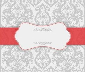 Vintage ornate invitation background vector 04 vintage ornate invitation background vector 04 stopboris Image collections