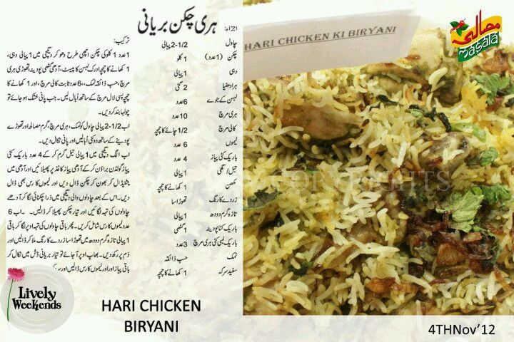 Delecious Food Image Inspiration Green Rice Recipe In Urdu