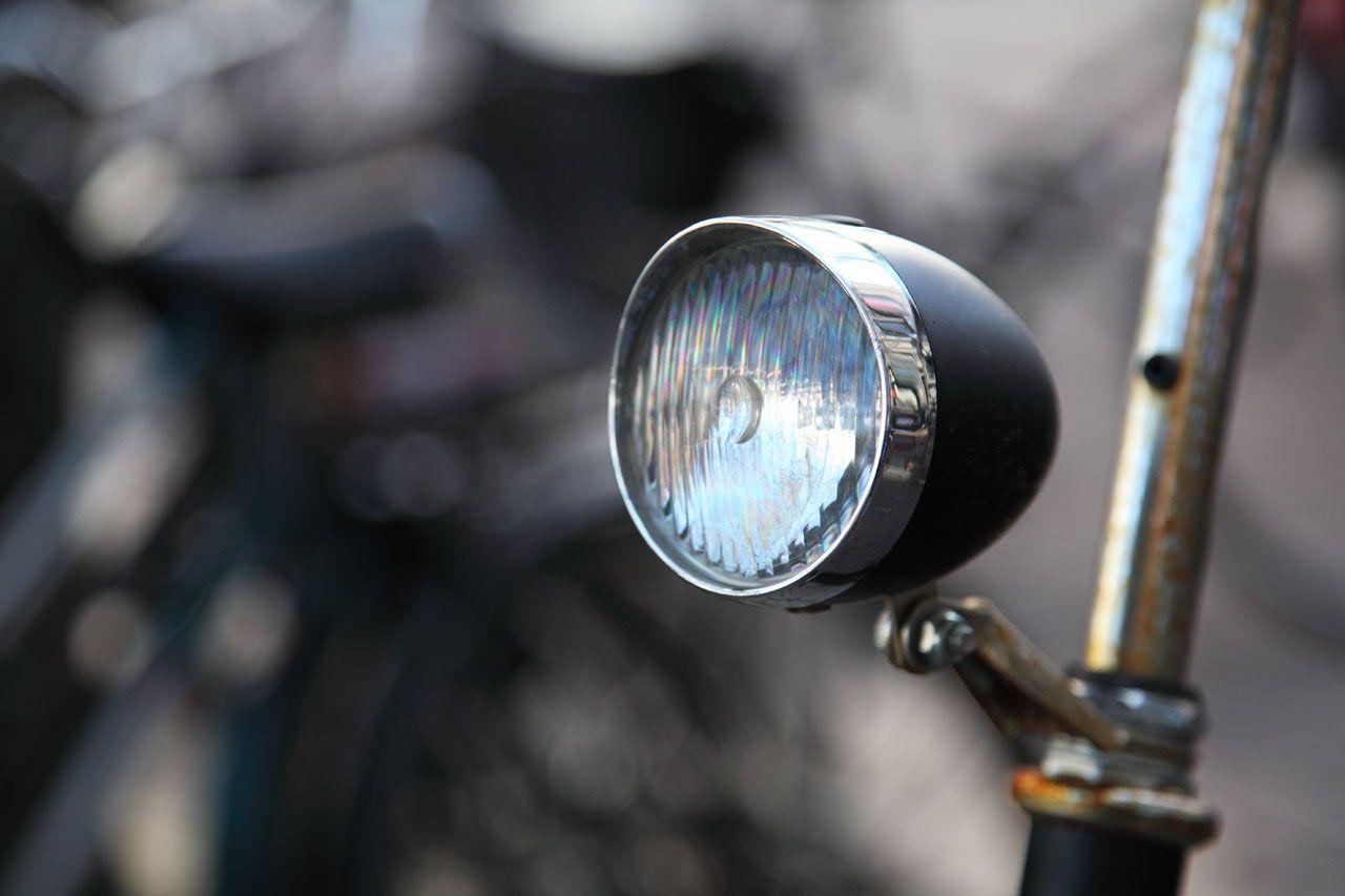 Bicikli Lampa Bicycle Lights Retro Bicycle Bicycle