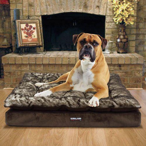 costco dog bed new between $30 & $40 costco kirkland signature 36