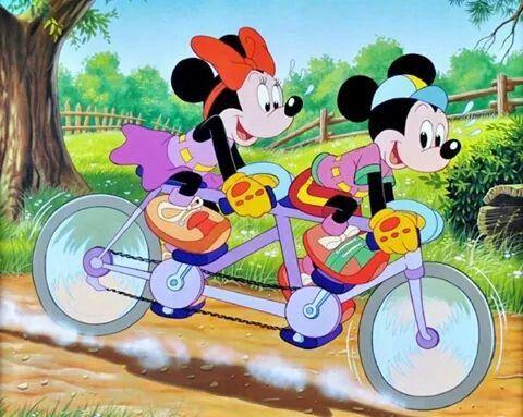 Los mejores van en bici