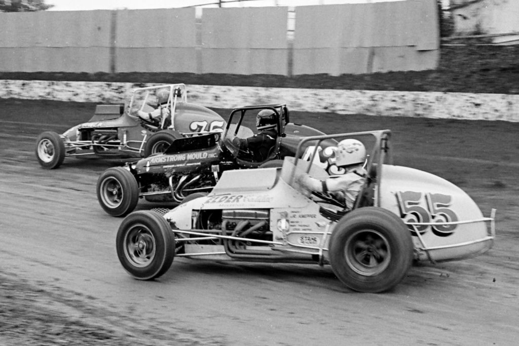 USAC at Reading 1978! - Auto Racing Memories | Vintage Race Cars ...
