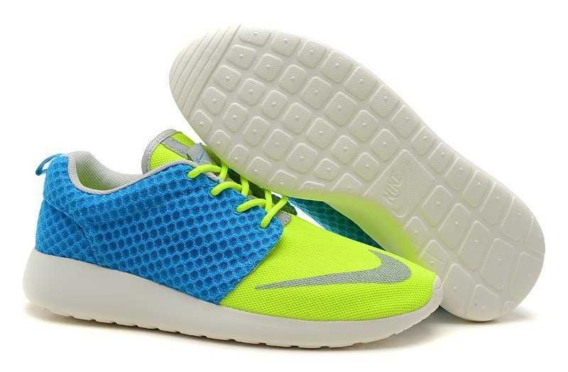 UK Trainers Roshe One|Nike Roshe Run FB Yeezy Mens Blue Yellow