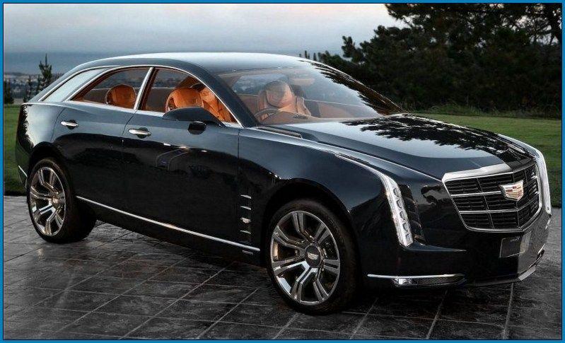 2021 Cadillac Ct6 Secrets And Future - Best Wallpaper HD Car
