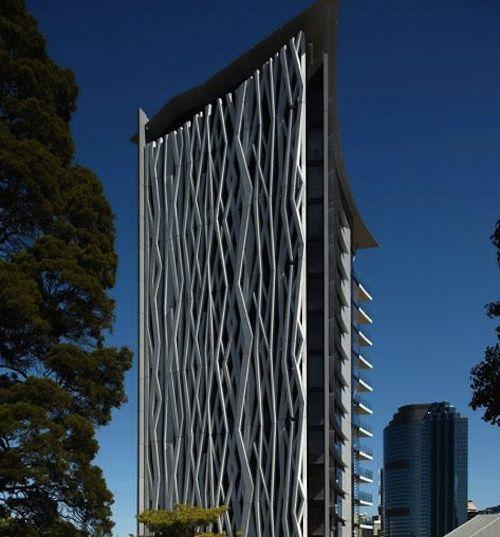 Mangrove Inspired Apartment Brisbane