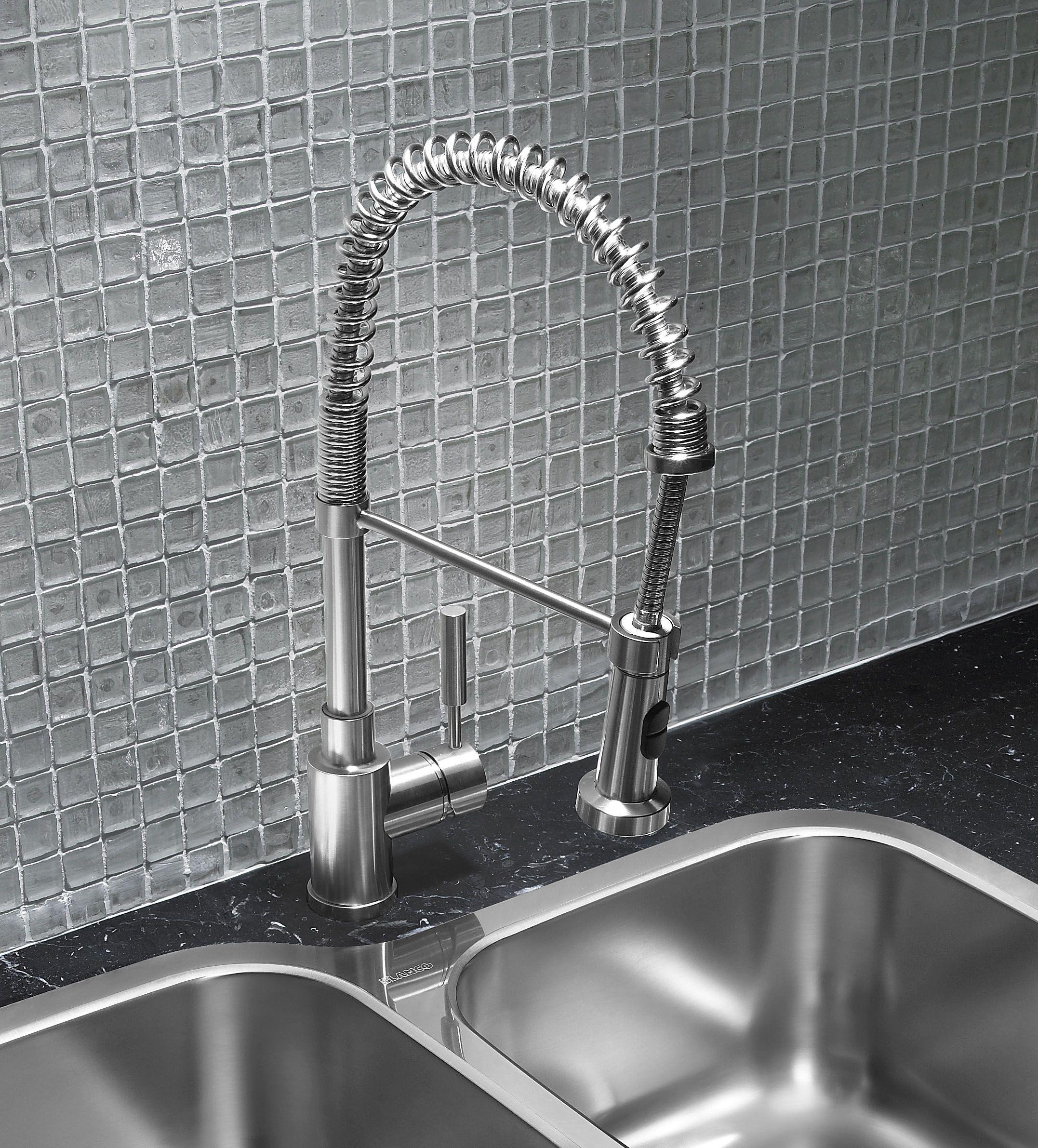 BLANCO DIVA faucet in chrome | BLANCO Faucets | Pinterest | Faucet ...