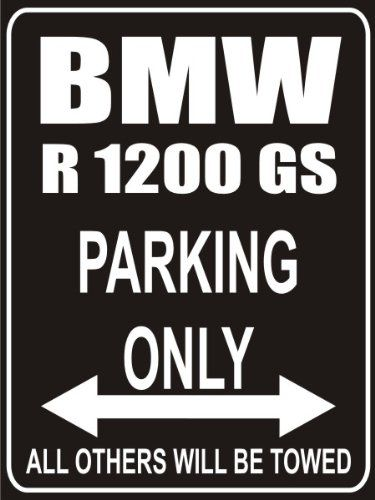 Parking Only Sign Parking Only Bmw R  Gs INDIGOS UGhttp - Bmw parking only signs