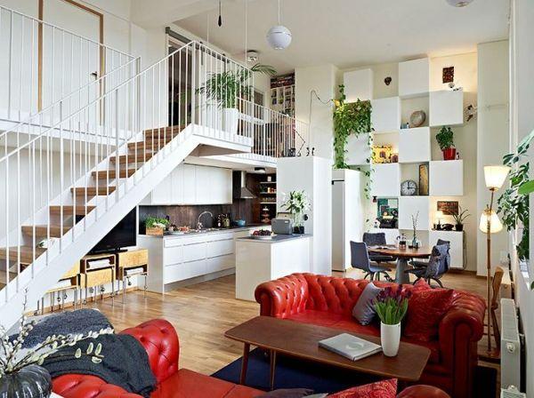 Choisir un escalier pour mezzanine pour son loft escalier pour mezzanine m - Escalier etagere pour mezzanine ...