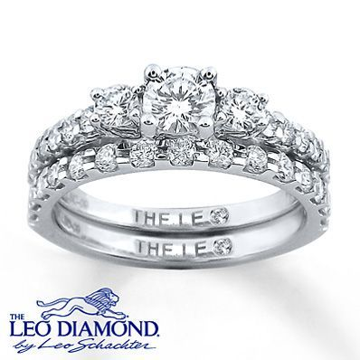 10 stunning bridal sets from kay jewelers - Kay Jewelers Wedding Rings