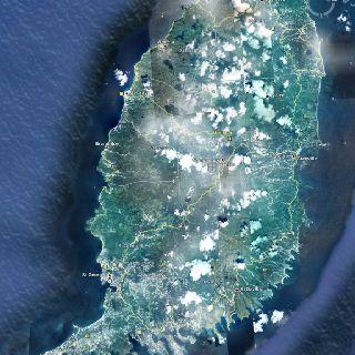 Grenada from space google map it grenada iu pinterest grenada from space google map it gumiabroncs Gallery