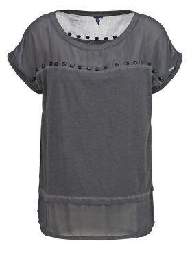 Be a rock'n roll beauty. s.Oliver Denim T-Shirt print - black für € 35,95 (04.10.15) versandkostenfrei bei Zalando.at bestellen.