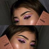 Pink Eyeshadow | Good Eyeliner Pencil | Matte Pink Eyeshadow Palette 20190512 #C..., #eyelin...
