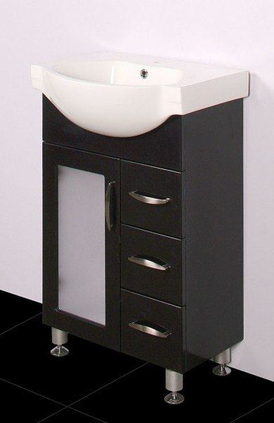 Modern Narrow Depth Bathroom Vanity Idea Narrow Depth Bathroom Fair Narrow Depth Bathroom Vanity Decorating Inspiration