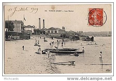 Cartes Postales Europe France 94 Val De Marne Vitry Sur