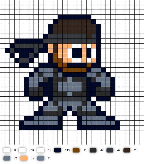 Metal Gear Solid 2 Snake