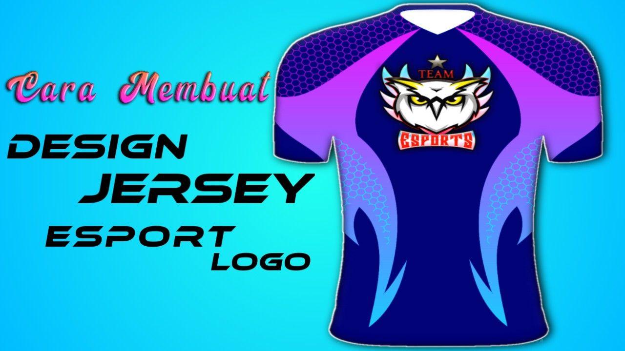 Jersey Esport Gaming Design Jersey T Shirt Team Logo Design T Shirt Logo Design Jersey Design