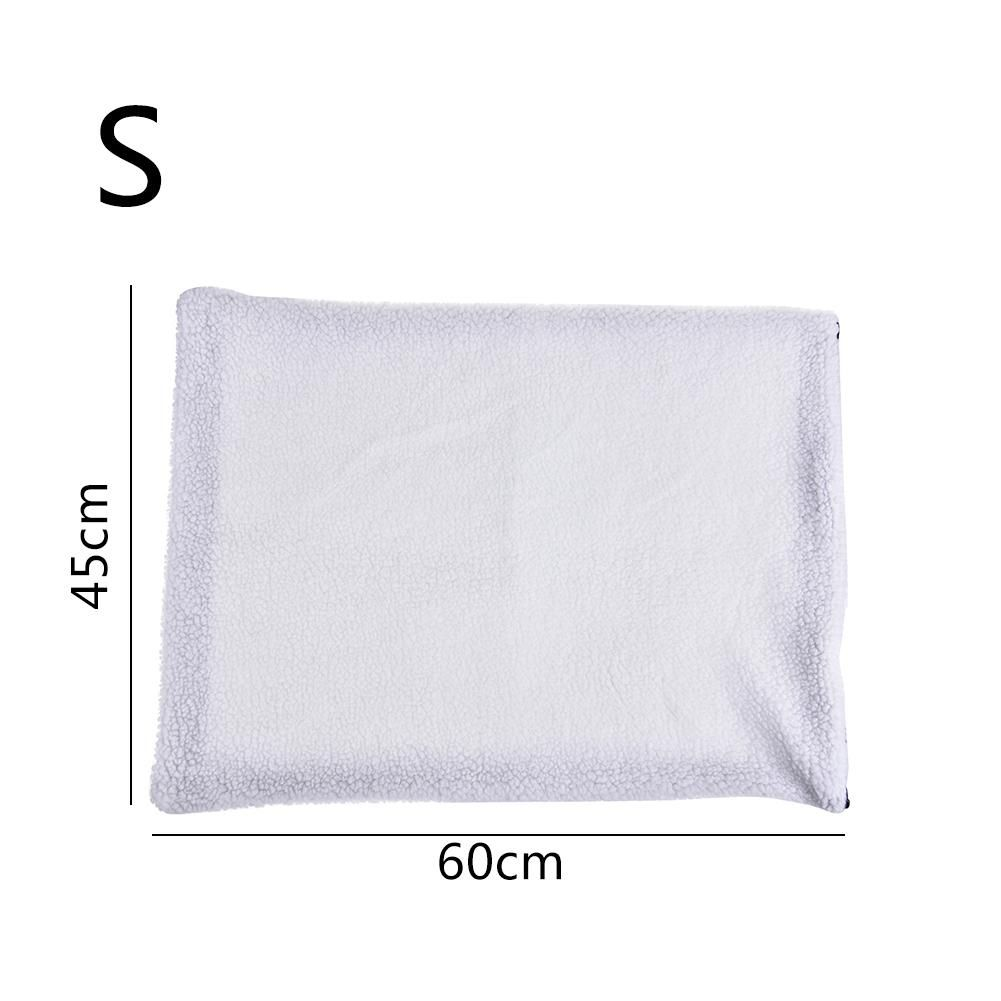 Self Heating Pet Blanket Peko Pets Cat Blanket Pets Dog Bed