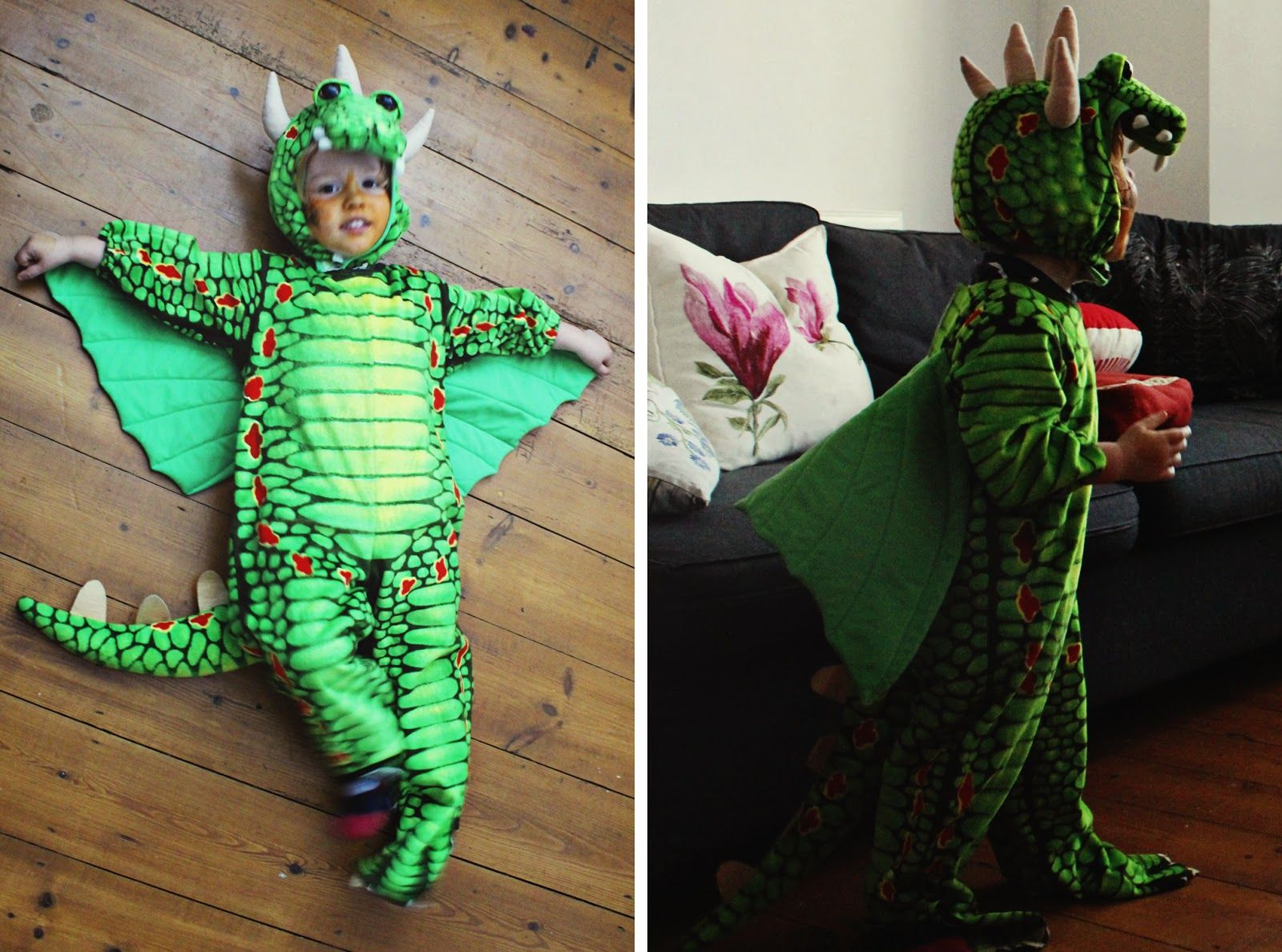 b2a97ae384609 Halloween dragon fancy dress for little boy - this costume is ...