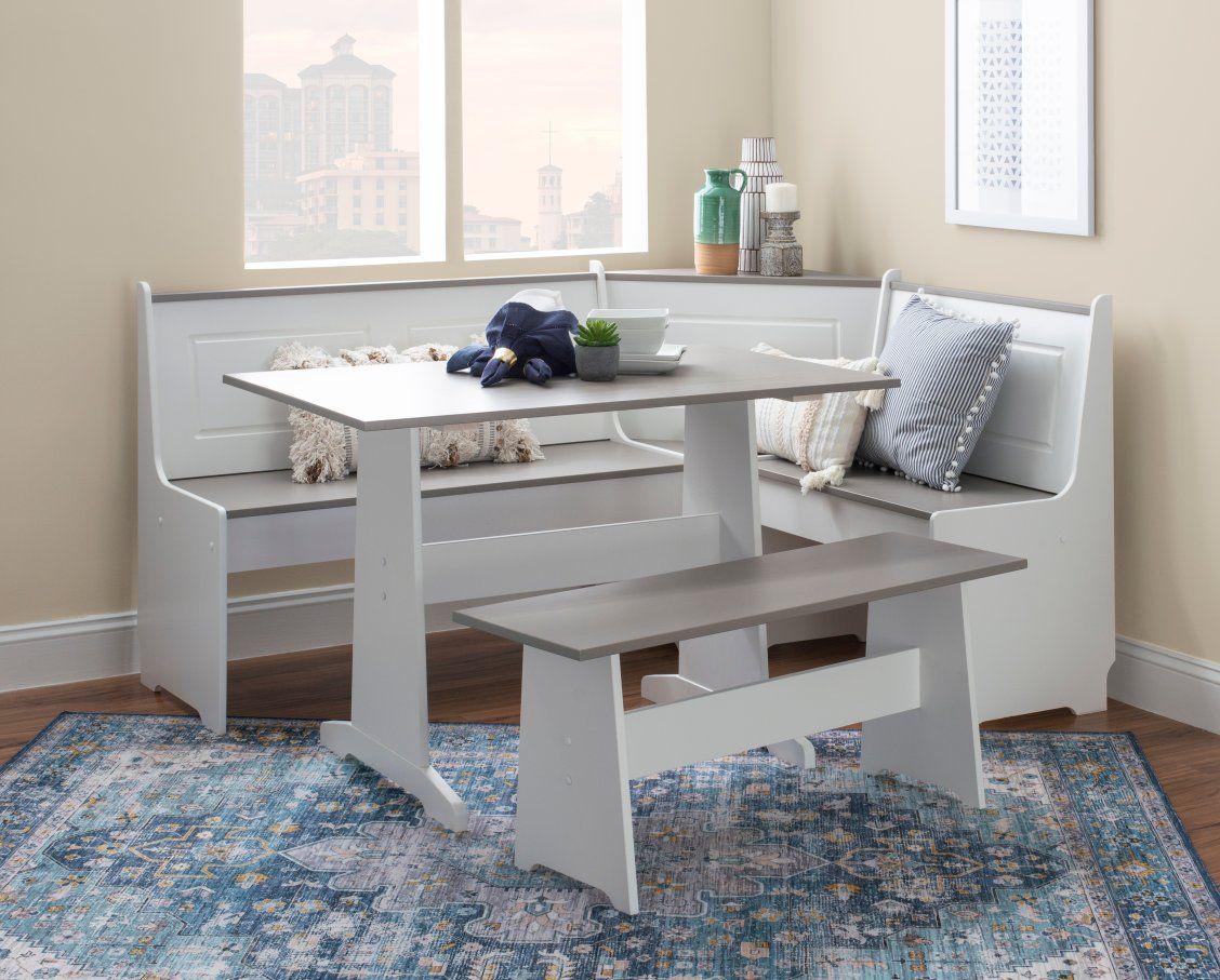 White & Grey Nook