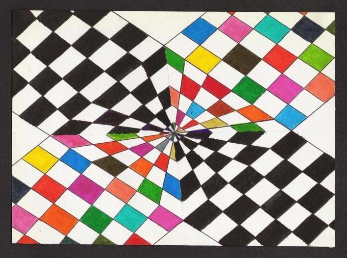 dibujos abstractos faciles de hacer - Buscar con Google | historia ...