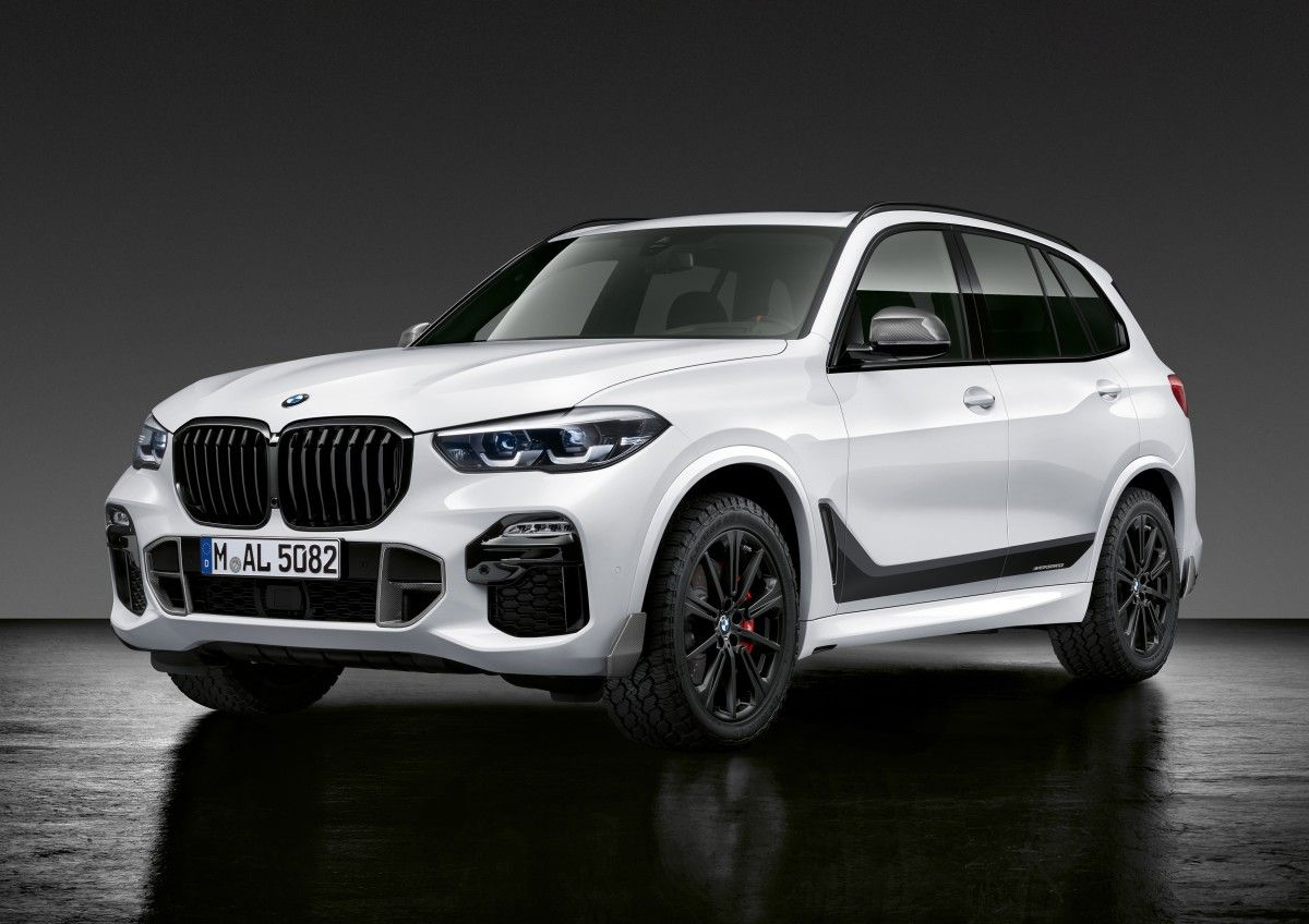 Bmw Previews Its M Performance Pack For The 2019 X5 With Images