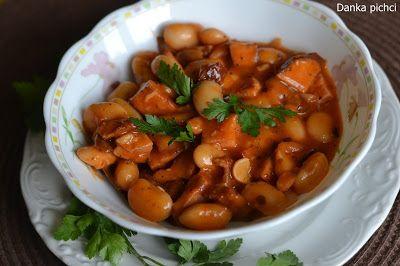 Danka Pichci Fasolka Po Bretonsku Kuchnia Ethnic Recipes Foods