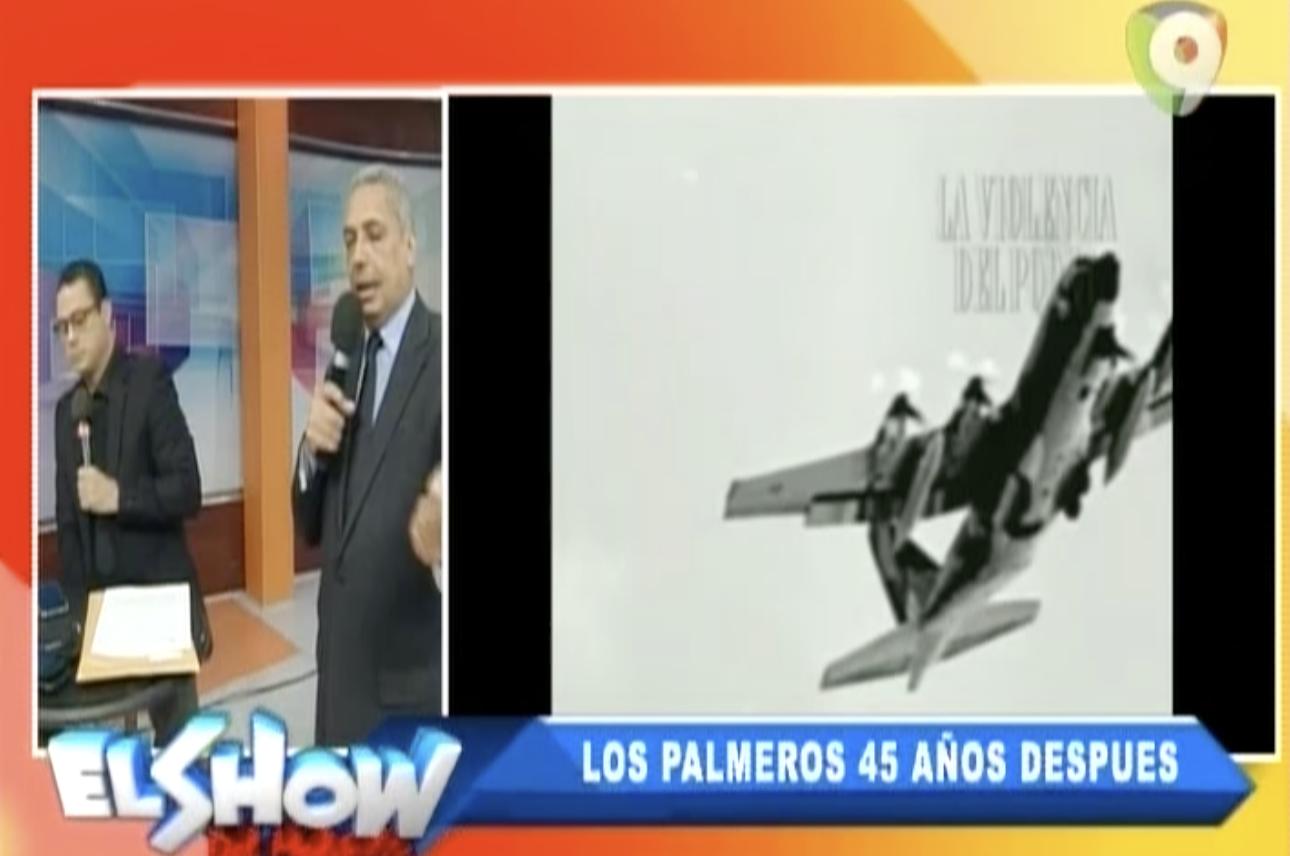 """A Pura Candela: """"Los Palmeros 45 Años Después"""""""