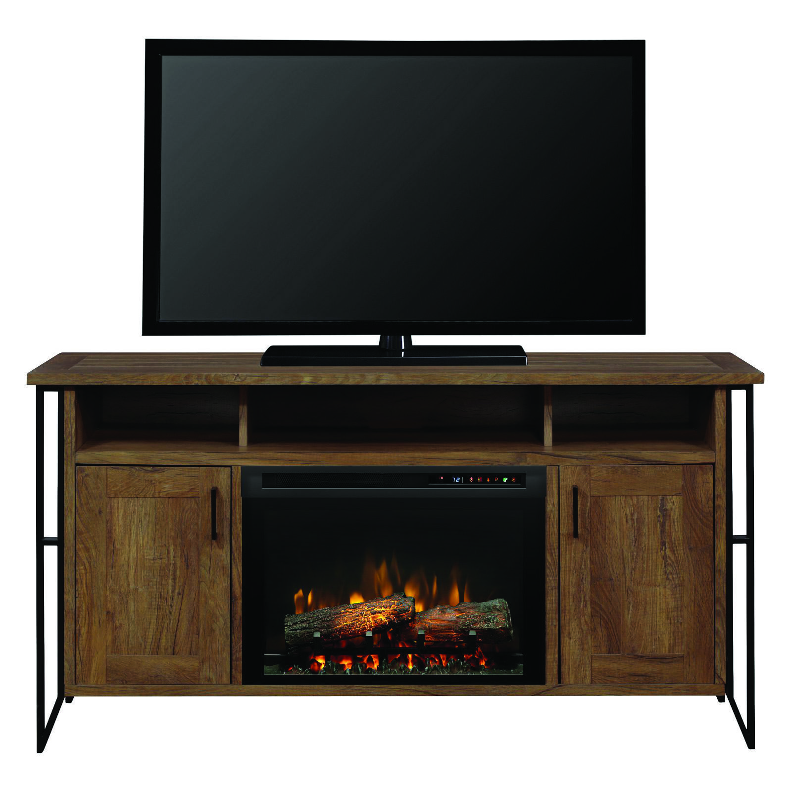 Savvy And Inspiring Fireplace Tv Stand At Lowes That Will Impress