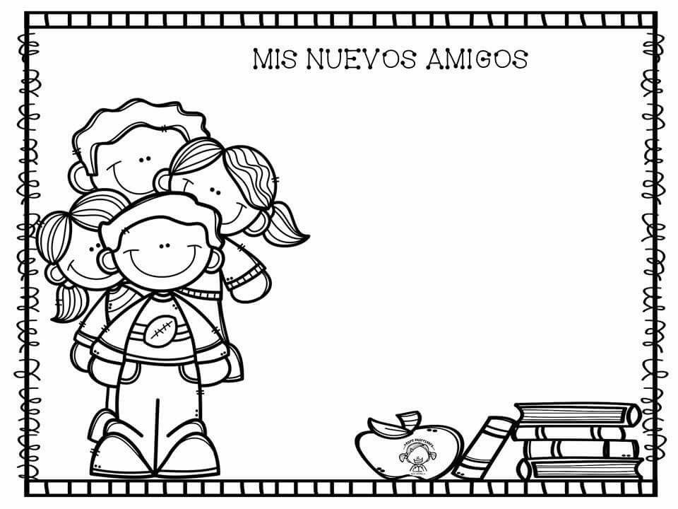 Pin De Paula Talbot En Dibujos Niños De Preescolar Manualidades