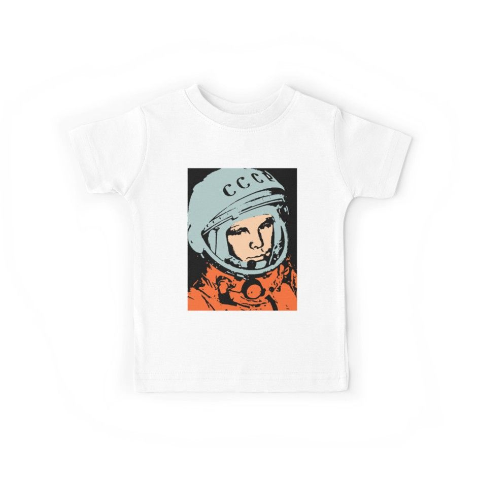 29676be2a YURI GAGARIN' Kids Clothes by IMPACTEES   Girl's clothes (Beyond ...