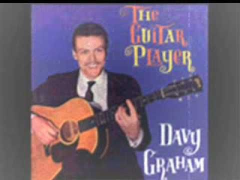 Davy Graham - Davy's Train blues