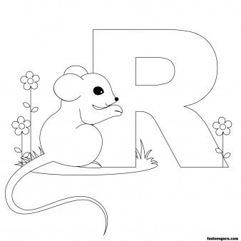 Abc Coloring Pages Dinosaur Coloring Pages Letter A Coloring Pages