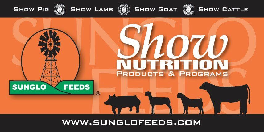 Sunglo Feeds are available at Richmonds Feed!! | SUNGLO