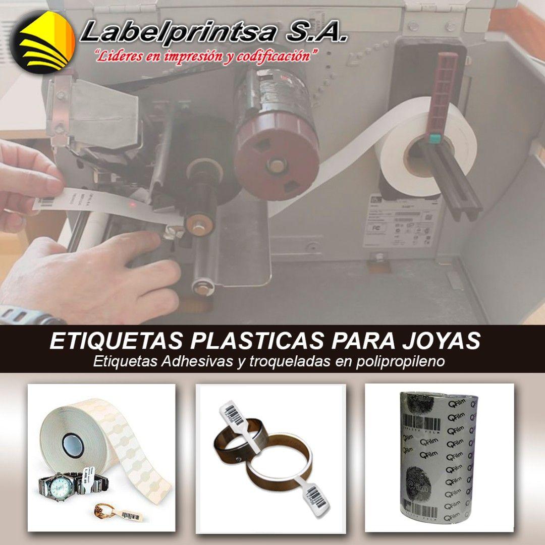f8174cdf6947 ETIQUETAS PLÁSTICAS PARA JOYAS LABELPRINTSA, S.A. Fabrica de todo ...