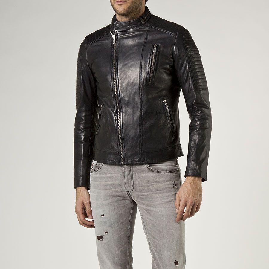 Prix blouson veste cuir homme