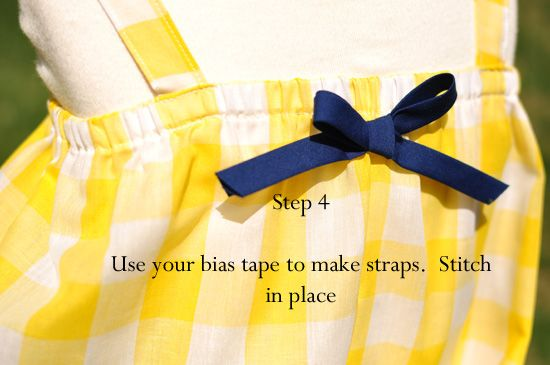 An Updated Pillowcase Dress. A Tutorial. - Simple Simon and Company