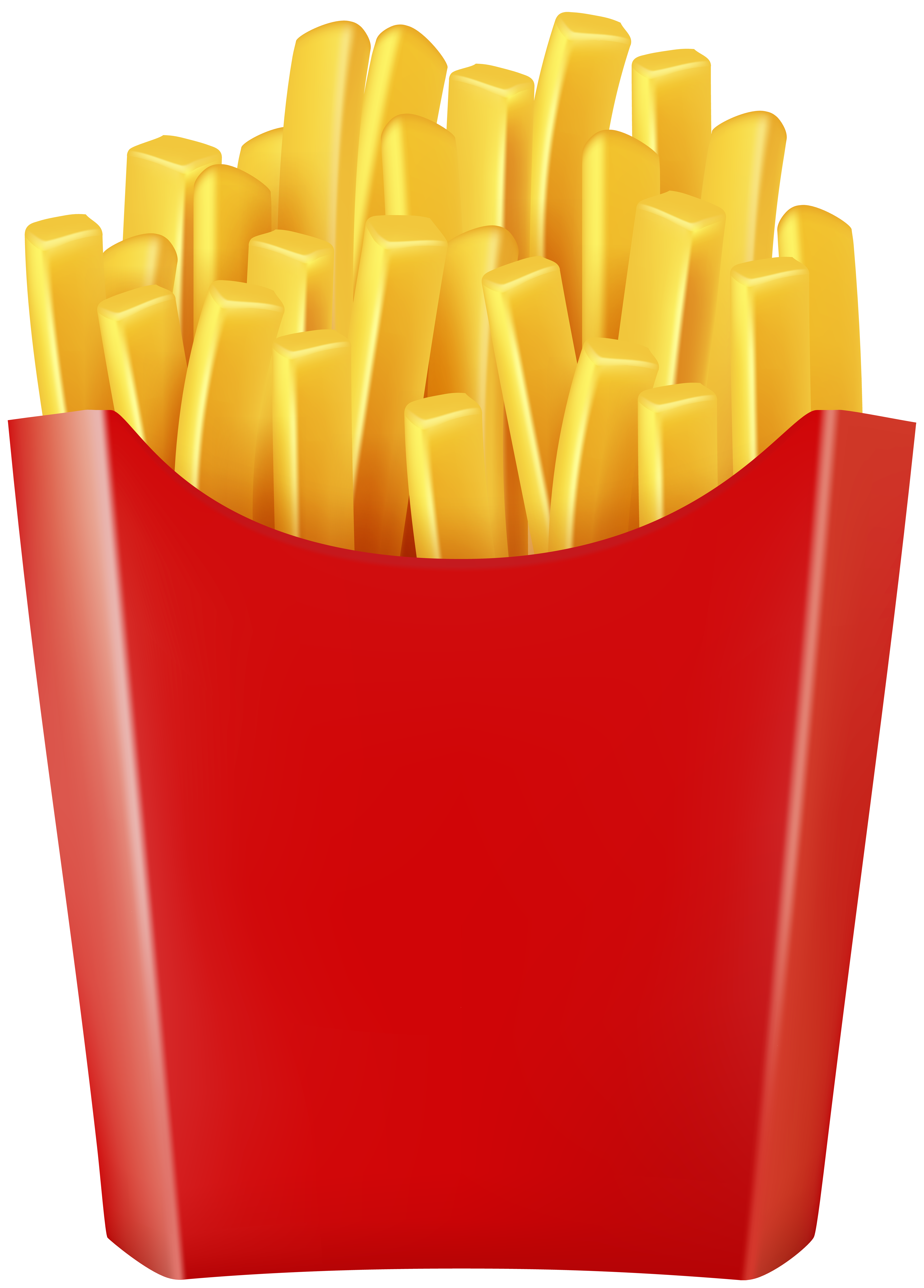 French Fries Transparent Image Gallery Yopriceville High Quality Images And Transparent Png Free Clipart Fritas Batata Frita Ideias