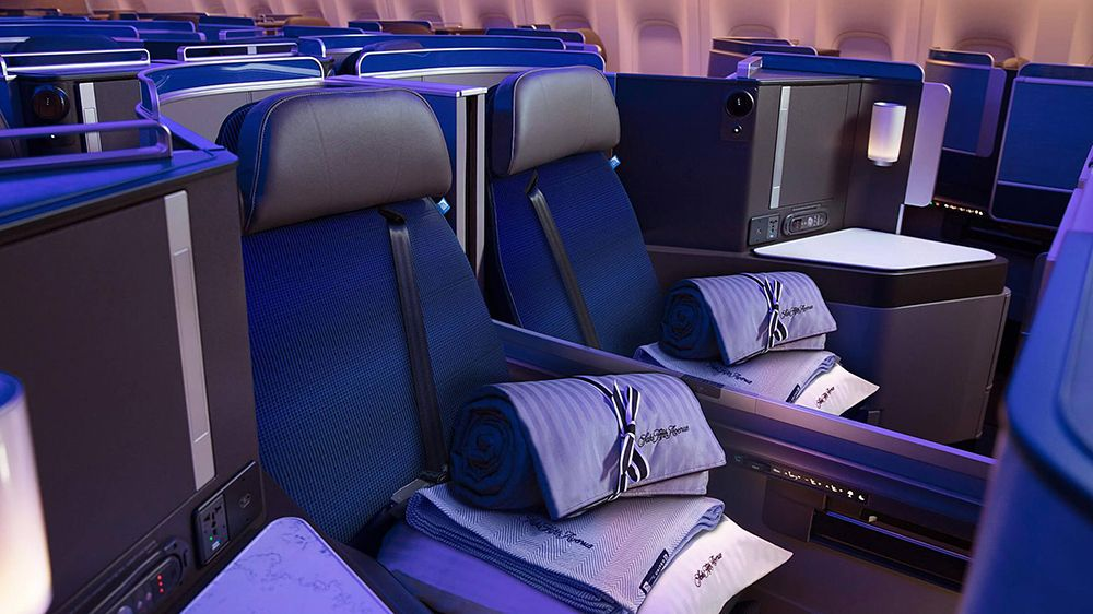 ICYMI United Airlines Launches LuxuryFocused 767s to