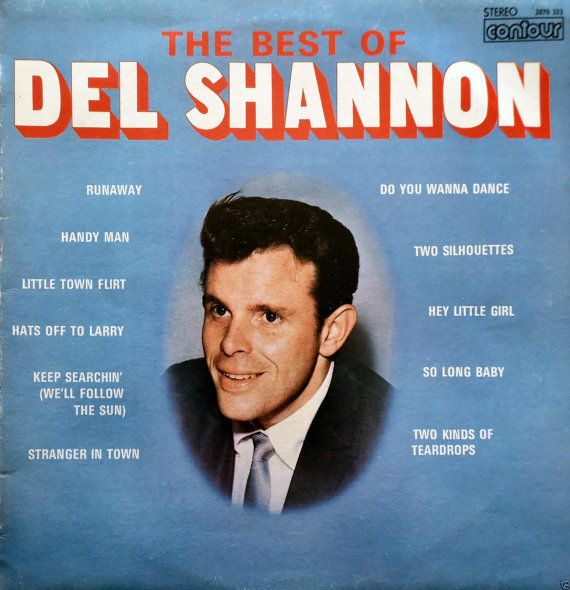 Del Shannon The Best Of 1966 Italian Issue Lp 33 Album Vinyl Record Music Pop Rock N Roll 60s 2870323 Del Shannon Vinyl Records Music Lp Albums