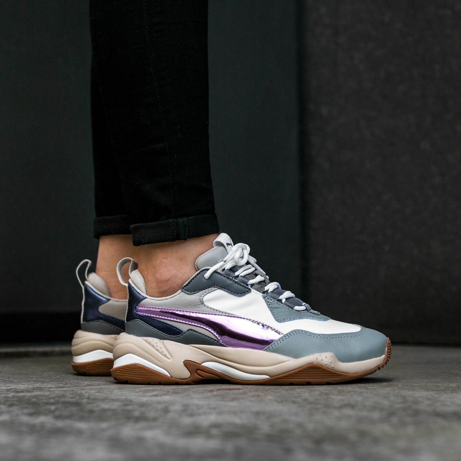 puma sneakers thunder electric