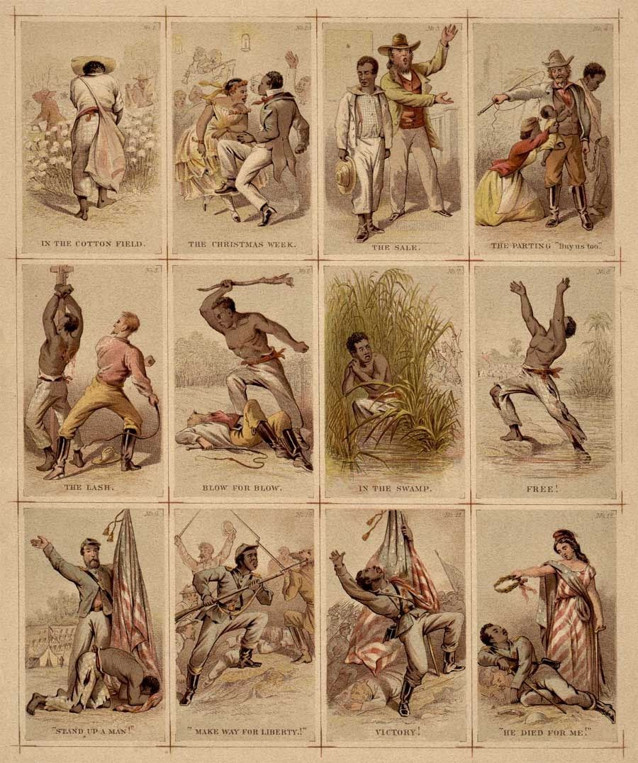 slavery in the 1800s | HSTRY