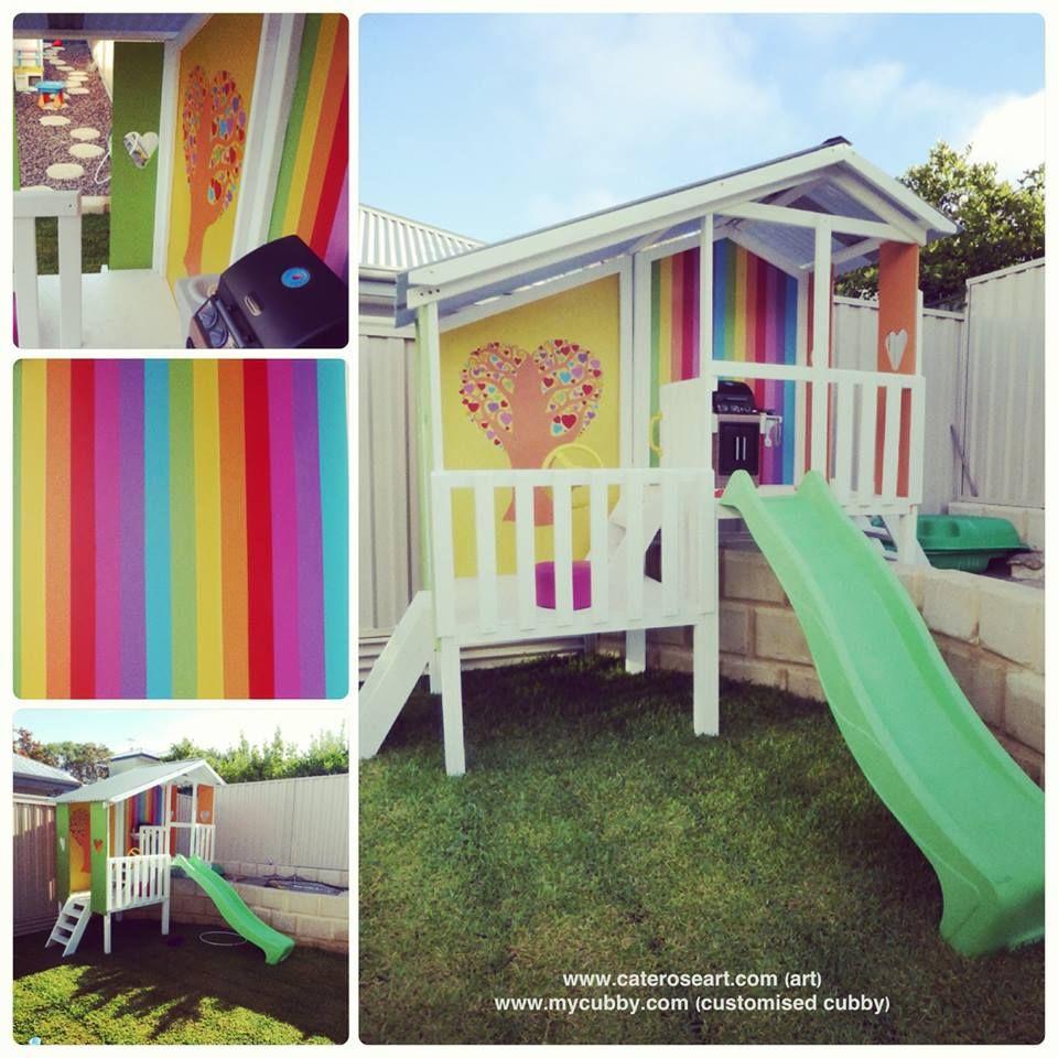 House · Cubby Painting Ideas