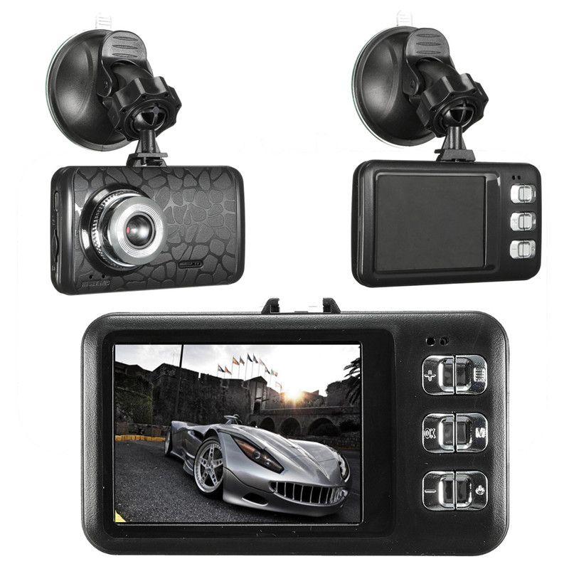 Car DVR Camera 2 4 Inch Full HD 1080P Registrator Recorder