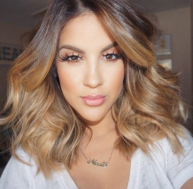 Nicole Guerriero Hair Beauty Beauty Brown Blonde Hair